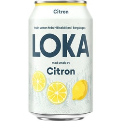 Dricka LOKA Citron Burk 33cl 24/FP
