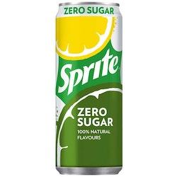 Dricka SPRITE ZERO Burk 33cl 20/FP