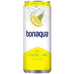 Vatten BONAQUA Citron/Lime Burk 33cl 20/FP
