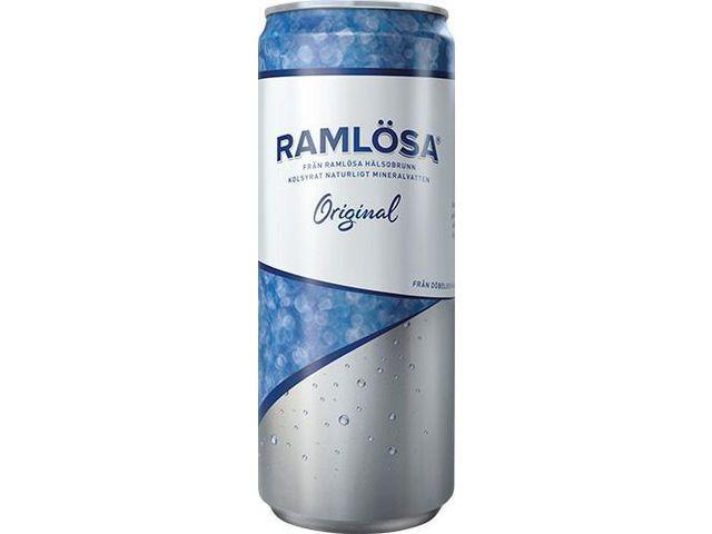 Vatten RAMLÖSA Original 33cl 20/FP