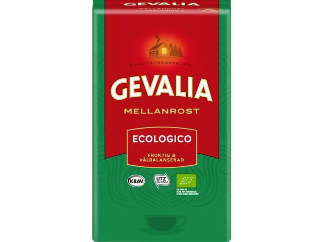 Kaffe GEVALIA Ecologico mellanrost 425g