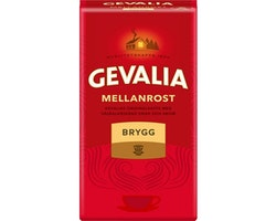 Kaffe GEVALIA mellanrost 450g