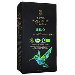 Kaffe ARVID.N Reko mörkrost 450g