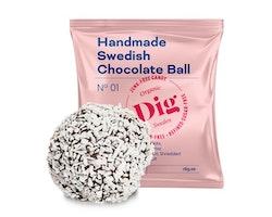Chokladboll GET RAW DIG Organic 16/FP