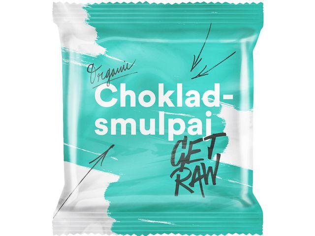 Chokladsmulpaj GET RAW 12/FP