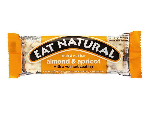 Energibar EAT NATURAL mandel/apricos 50 12/FP