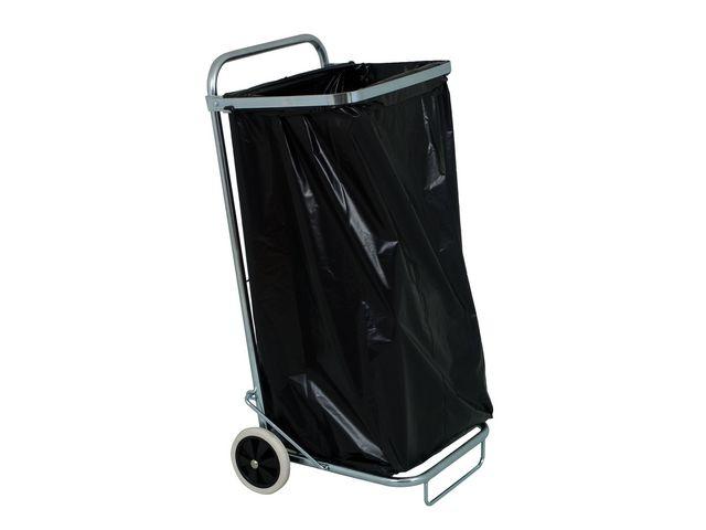 Säckvagn med låsring