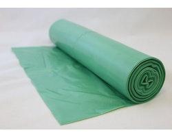 Plastsäck Grön PE 90% 125L 25/RL