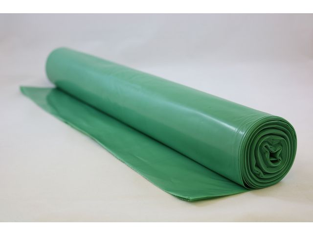 Plastsäck Grön PE 90% 240L 10/RL