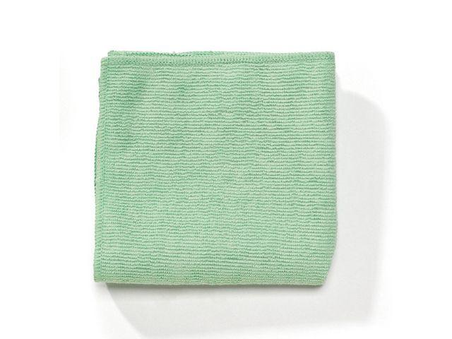 Microfiberduk 40x40cm grön 12/FP