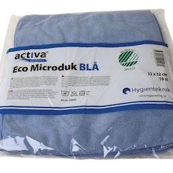 Microfiberduk ACTIVA ECO blå
