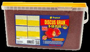 Discus Gran & D-50 Plus Granulat 5 liter