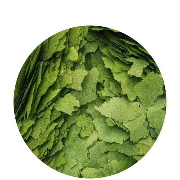3-algae flakes -  Lösvikt