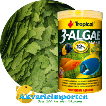 3-algae flakes 1000ml A
