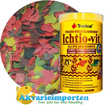 Ichtio-vit Flakes 1000 ml A