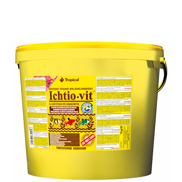 Ichtio-vit Flakes 21 liter