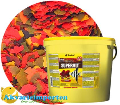 Supervit Flakes 21 liter A