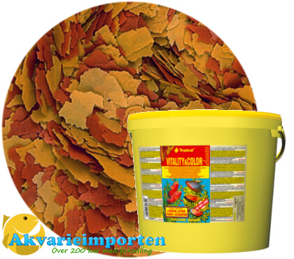 Vitality & Color Flakes 21 liter A