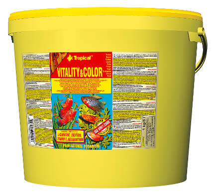 Vitality & Color Flakes 21 liter