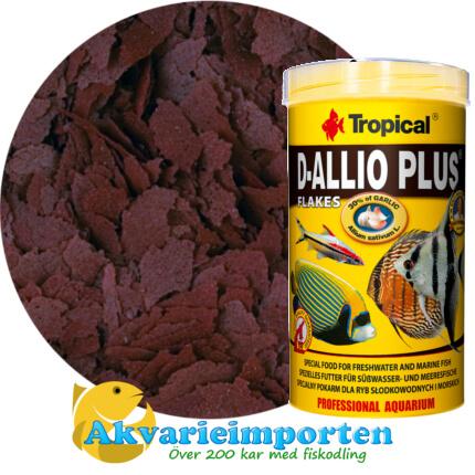 D-Allio Plus Flakes 500 ml A