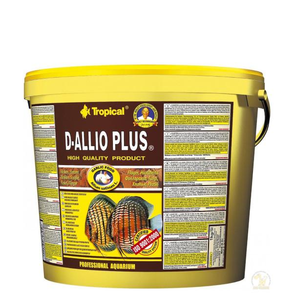 D-Allio Plus Flakes 11 liter