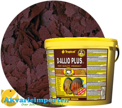 D-Allio Plus Flakes 11 liter A