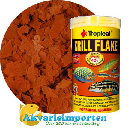 Krill Flakes 500 ml A