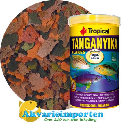 Tanganyika Flakes 1000 ml A