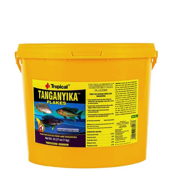 Tanganyika Flakes 21 liter