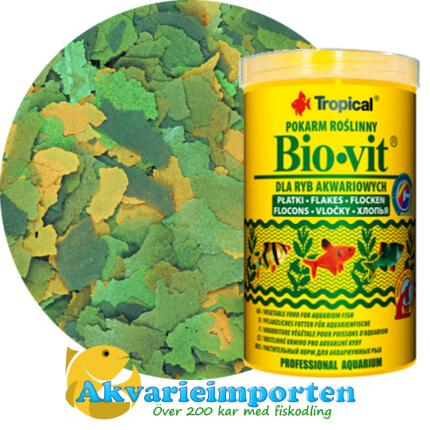 Bio-vit flakes 1000 ml A