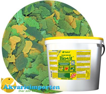 Bio-vit flakes 21 liter A