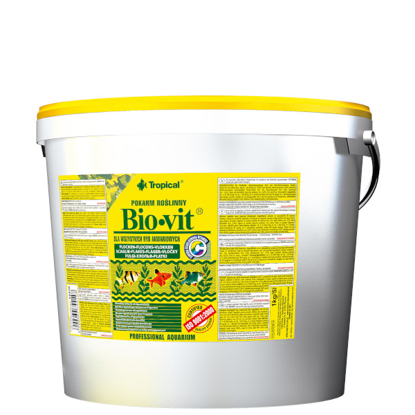 Bio-vit flakes 21 liter