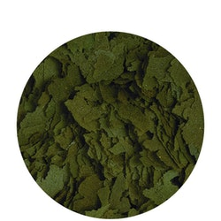 Tropical breeder line: Spirulina Flakes (5%) - Lösvikt