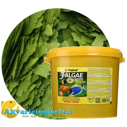 3-algae flakes 11 liter