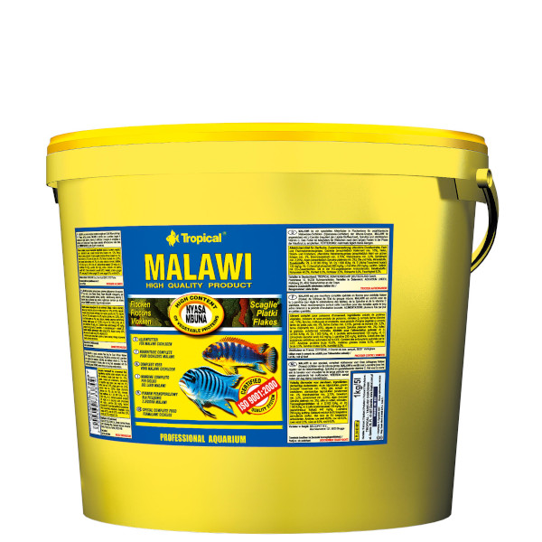 Malawi flingor 5 liter