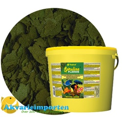 Spirulina flakes (6%) 11 liter