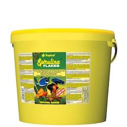 Spirulina flakes (6%) 21 liter