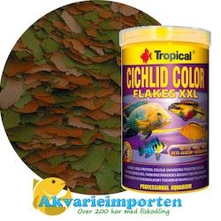 Cichlid Color Flakes 1000 ml
