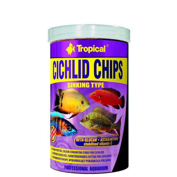 Cichlid Chips 1000 ml