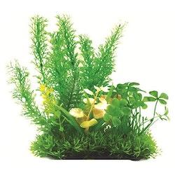Plastväxt Limnophila green 23 cm