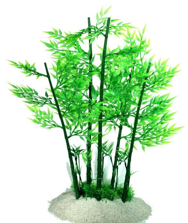 Plastväxt Bambu 47 cm