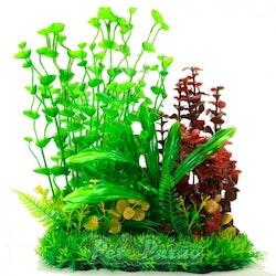 Plastväxt Hydrocotyle 33 cm