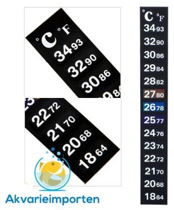 Termometer Plastremsa A