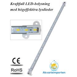 Akvariebelysning - LED-list 50 cm