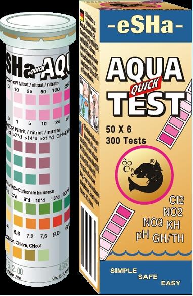 eSHa Quick Test - 6 in 1