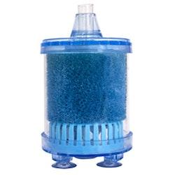 Box filter med filtersvamp och pimpsten - liten