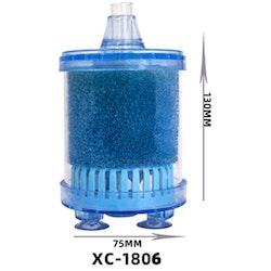 Box filter med filtersvamp och pimpsten - stor