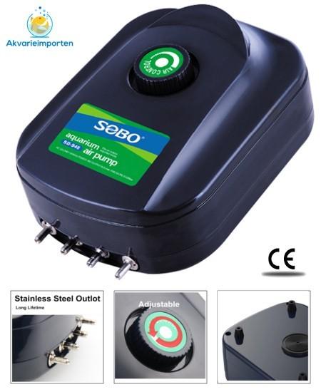 SOBO luftpump SB-988 - 960 l/h