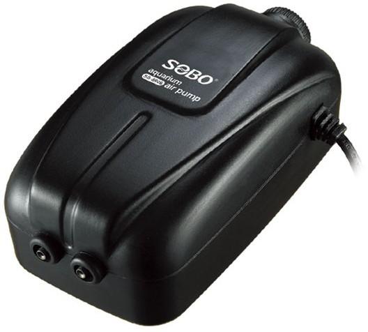SOBO luftpump SB8806 - 600 l/h A