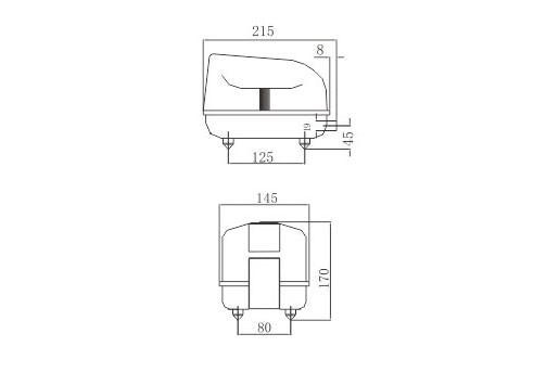 LP 20 - Luftpump från Resun 1500 l/t C